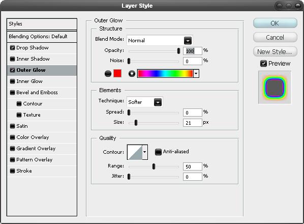 lml7 Hướng Dẫn Thiết Kế Photoshop: Vẽ DảiSáng   thiết kế web