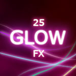 25 Brilliant Glow Effects