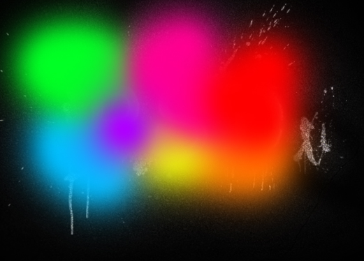 gra14 - Spray Paint Text
