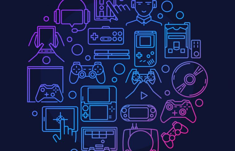 gaming website design