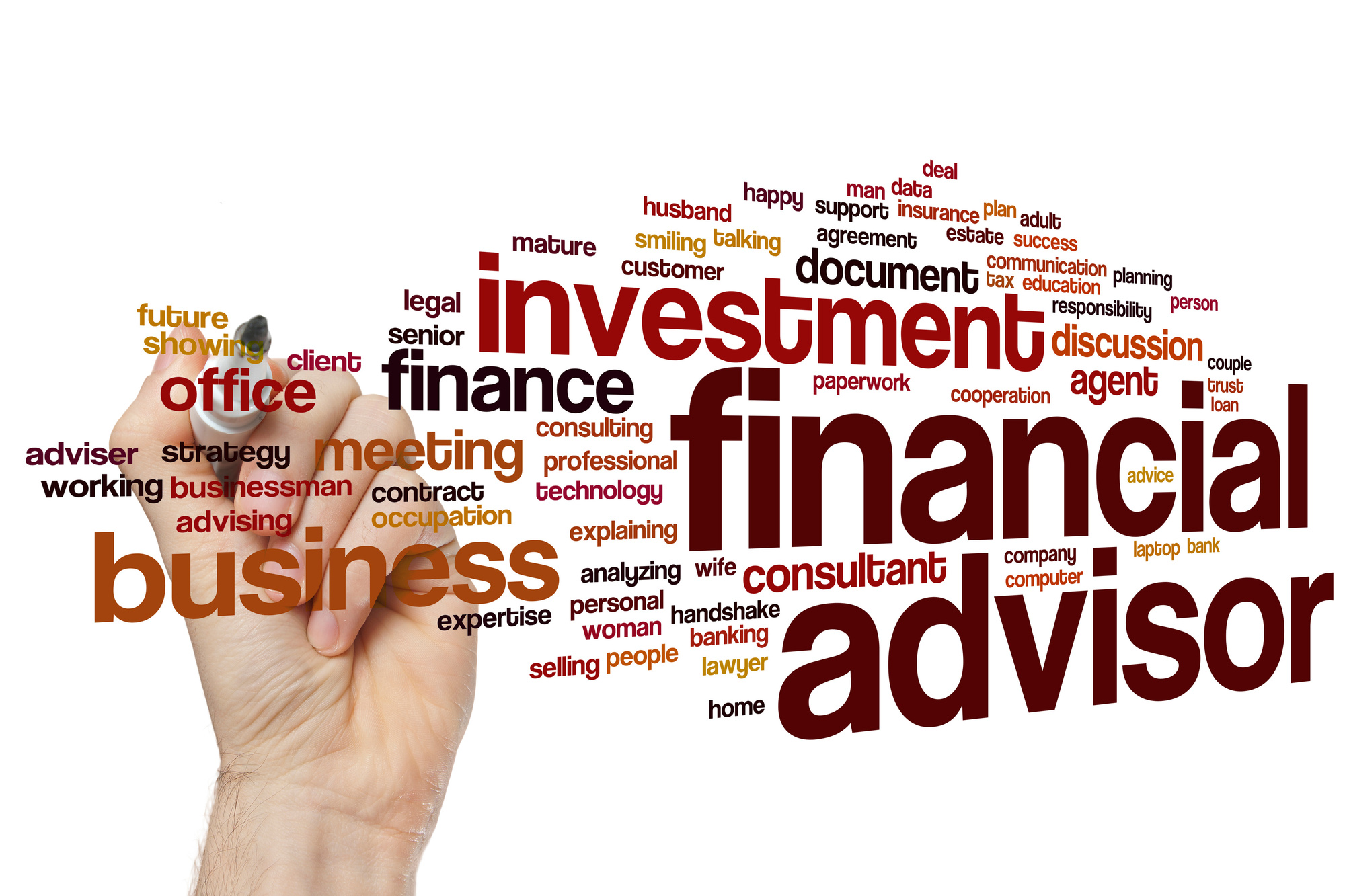 financial advisor website