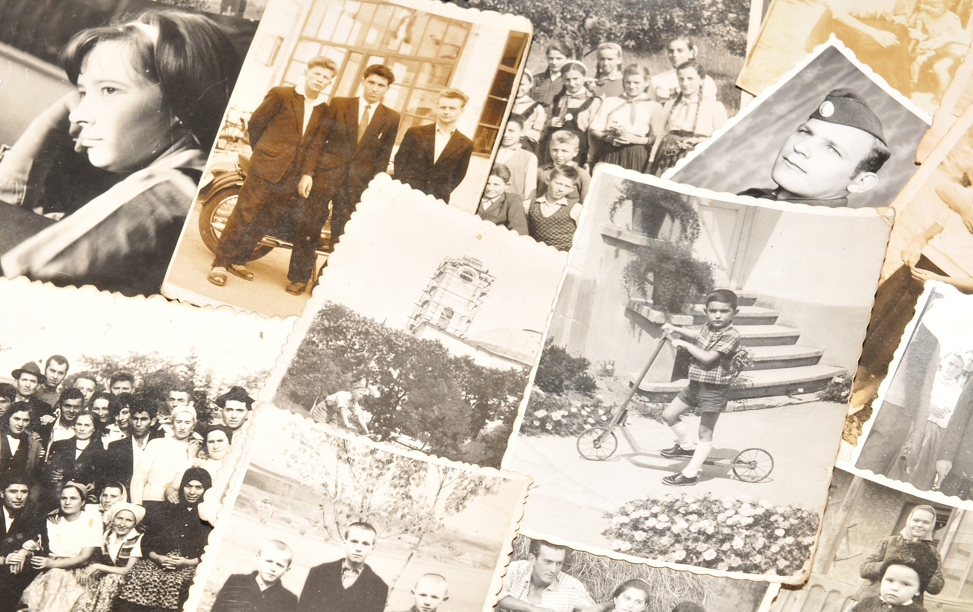restore old photos